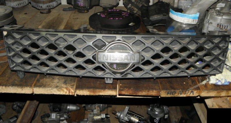 Решетка радиатора Nissan X-Trail NT30 QR20DE