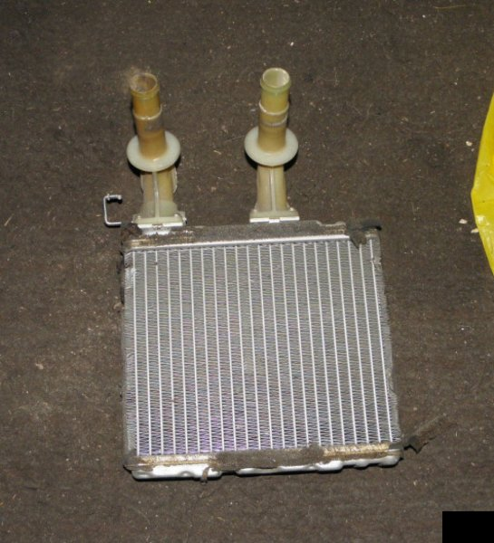 Радиатор печки Mitsubishi Lancer X CY2A 4A91