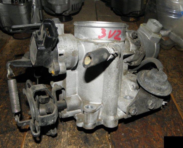 Блок дроссельной заслонки Toyota Windom VCV10 3VZFE