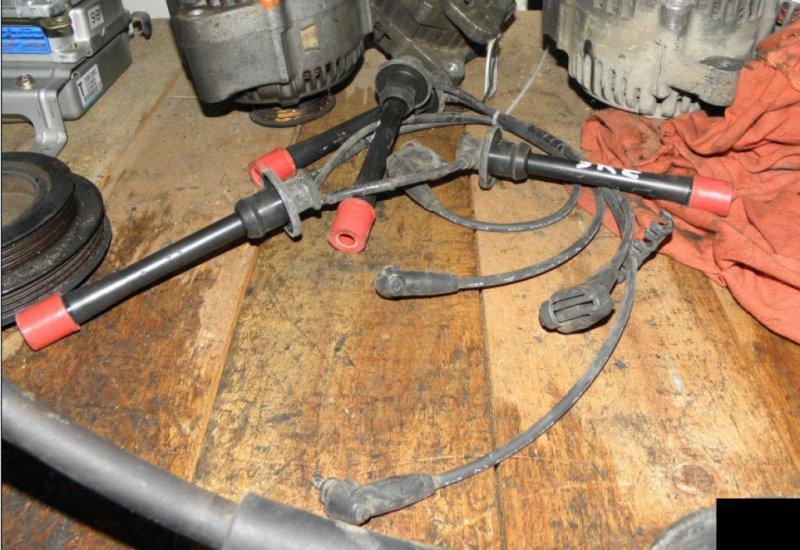 Высоковольтные провода Toyota Hilux Surf RZN185 3RZFE