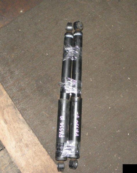Амортизатор Toyota Passo KGC10 1KRFE задний левый
