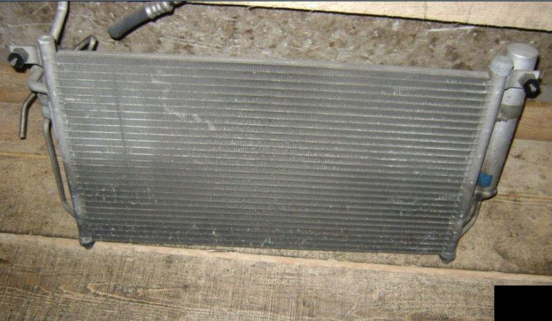 Радиатор кондиционера Mazda Demio DY3W ZJVE