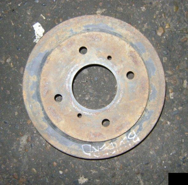Тормозной барабан Nissan Bluebird QU14 QG18DE