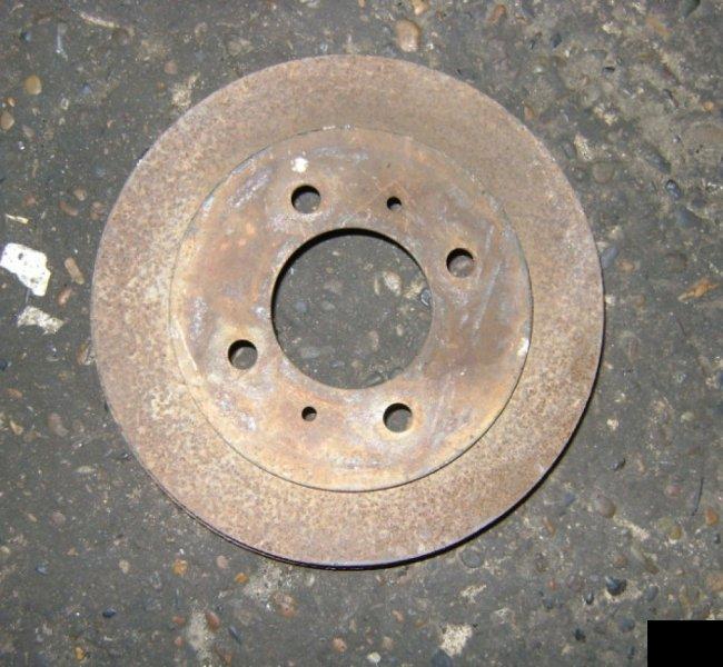 Тормозной барабан Nissan Pulsar FN15 GA15DE
