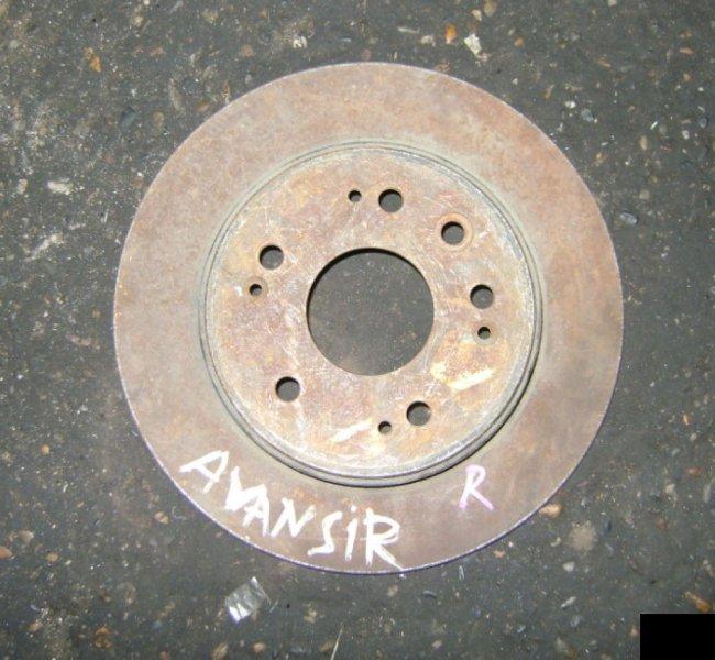 Тормозной диск Honda Avancier TA2 F23A задний