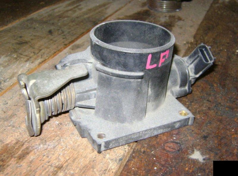 Блок дроссельной заслонки Mazda Axela BKEP LFDE