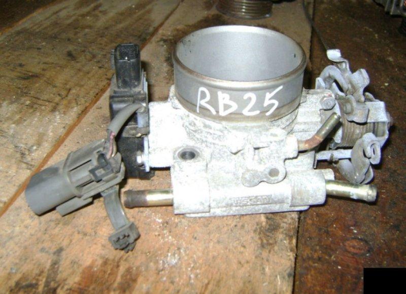 Блок дроссельной заслонки Nissan Skyline R32 RB25DE