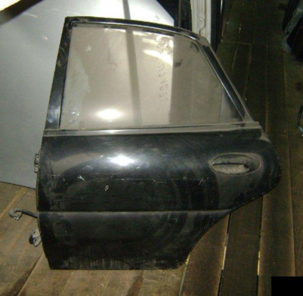 Дверь Mitsubishi Mirage CB2A 4G15 задняя левая