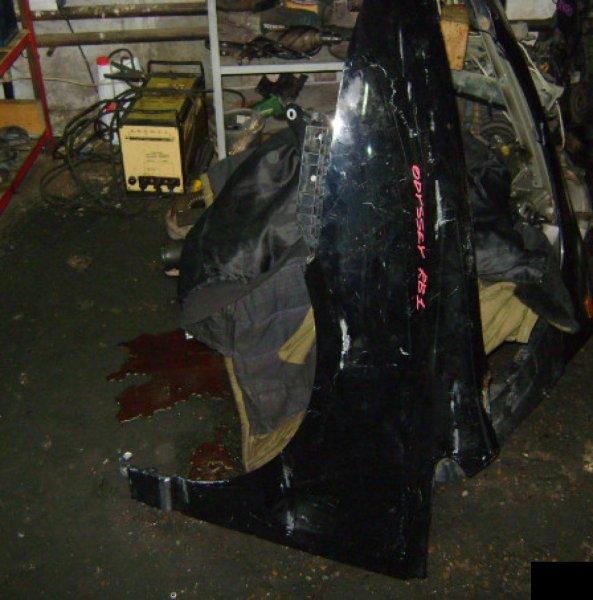 Крыло Honda Odyssey RB1 K24A переднее левое