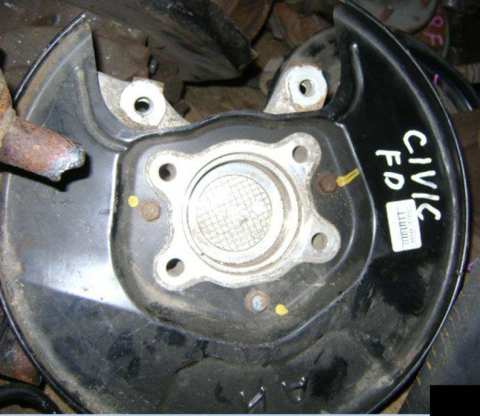 Ступица Honda Civic FD1 R18A задняя левая