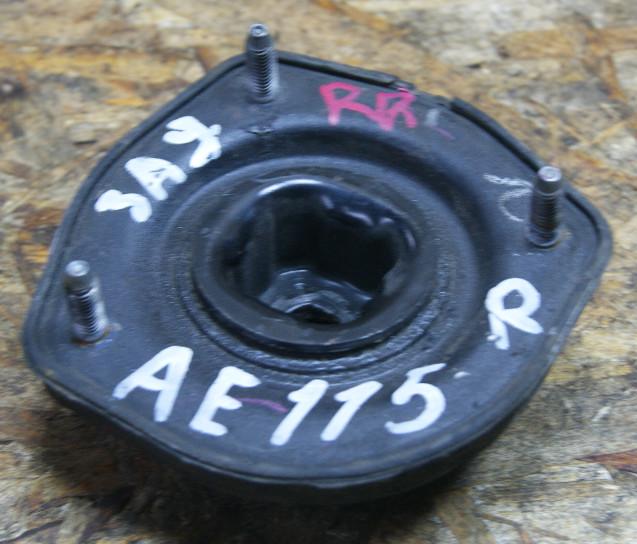 Опора стойки Toyota Corolla Spacio AE115 7AFE задняя правая