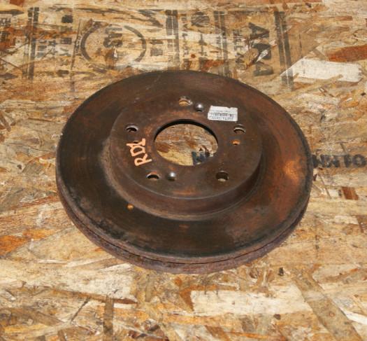 Тормозной диск Honda Cr-V RD1 B20B передний