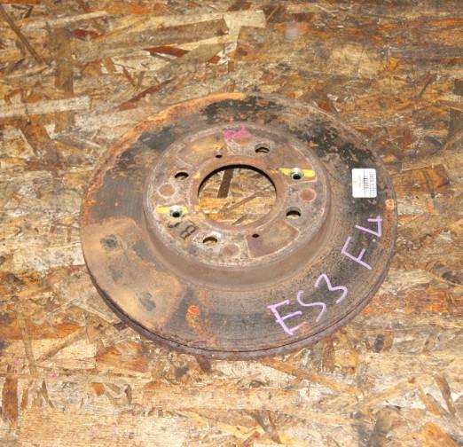 Тормозной диск Honda Civic Ferio ES3 D17A передний