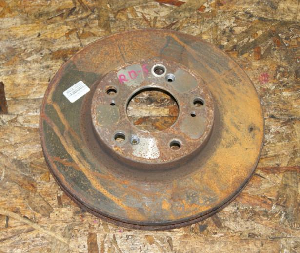 Тормозной диск Honda Cr-V RD5 K20A передний