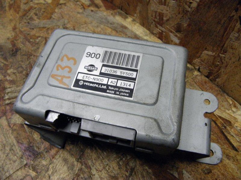 Блок переключения кпп Nissan Cefiro A33 VQ20DE