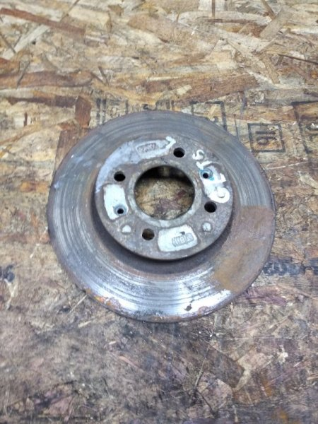 Тормозной диск Hyundai Getz TB G4EA передний