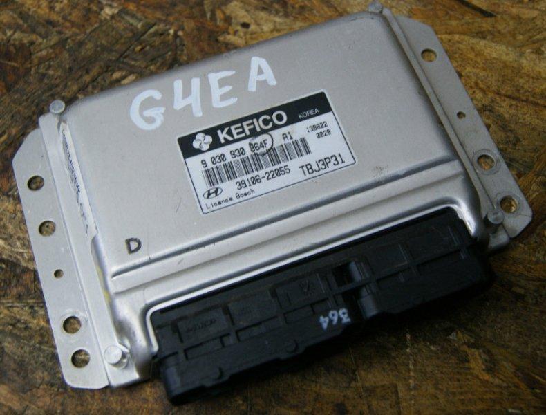 Блок управления efi Hyundai Getz G4EA