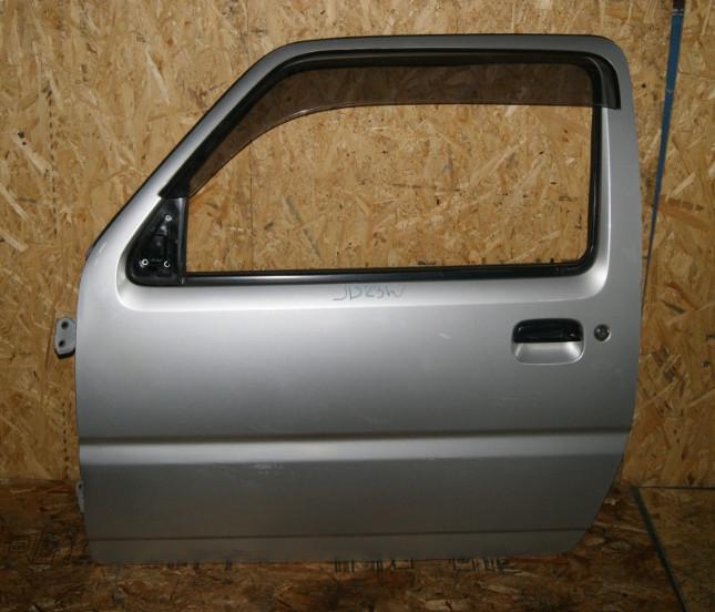 Дверь Suzuki Jimny JB23W K6A передняя левая