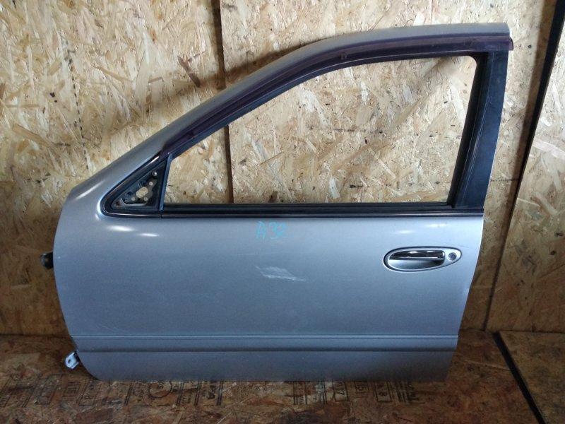 Дверь Nissan Cefiro A32 VQ20DE передняя левая