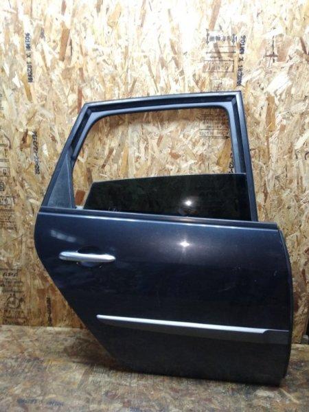 Дверь Renault Grand Scenic JM F4R задняя правая