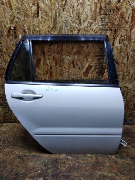 Дверь Mitsubishi Lancer Cedia CS5W 4G93 задняя правая