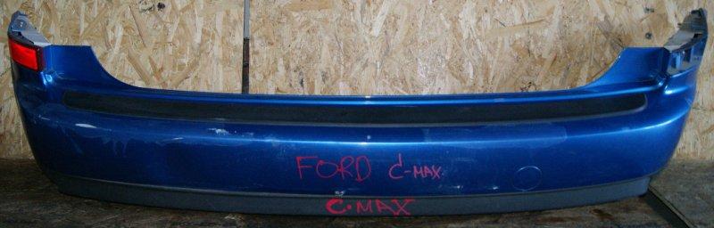 Бампер Ford C-Max C214 AODA задний