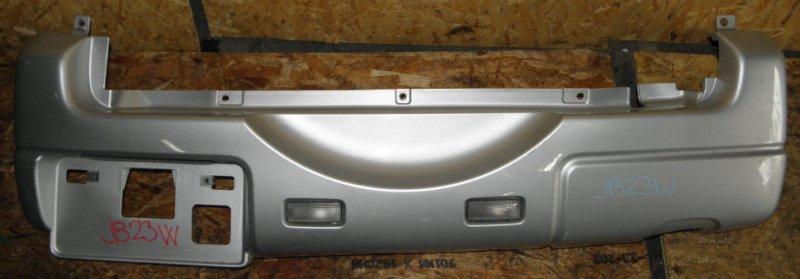Бампер Suzuki Jimny JB23W K6A задний
