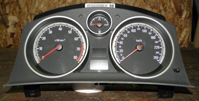 Щиток приборов Opel Astra ASTRA H Z18XE