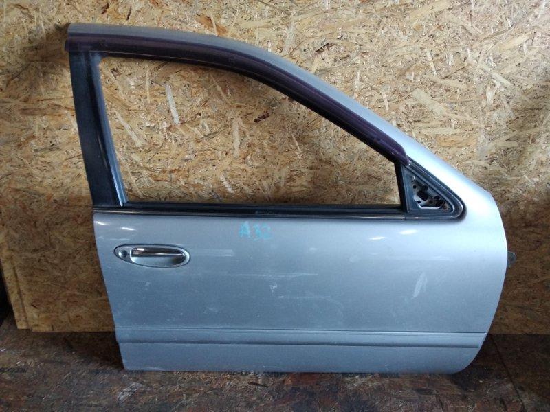 Дверь Nissan Cefiro A32 VQ20DE передняя правая