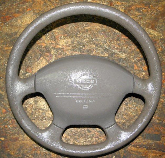 Руль Nissan Bluebird QU14 QG18DE