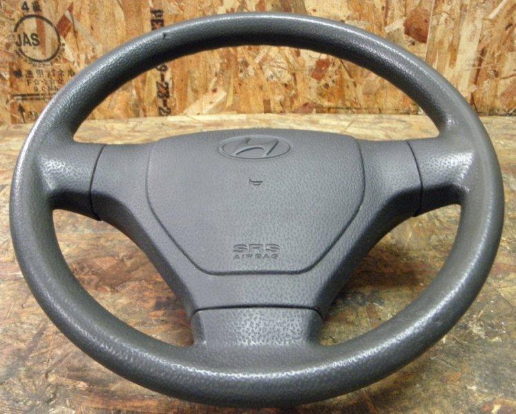 Руль Hyundai Getz TB G4EA