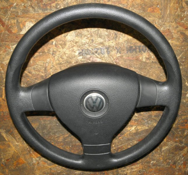 Руль Volkswagen Golf Plus BVY