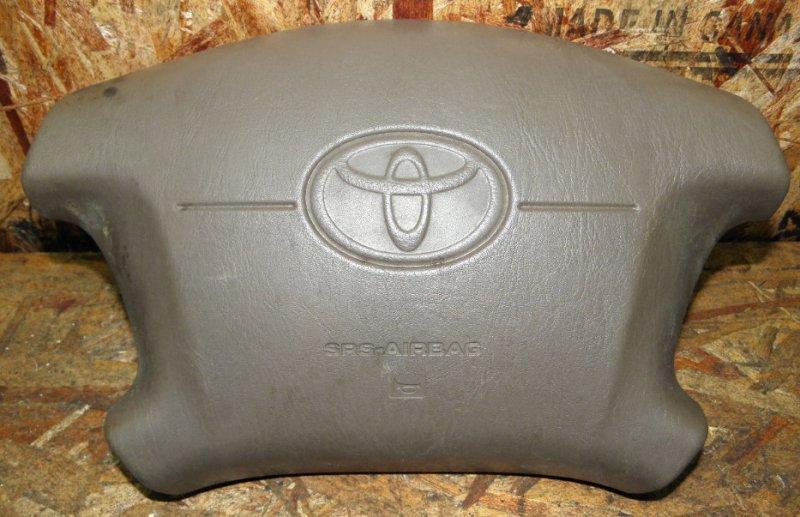 Airbag на руль Toyota Camry SV40 4SFE