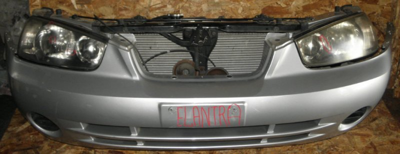 Nose cut Hyundai Elantra XD G4GB