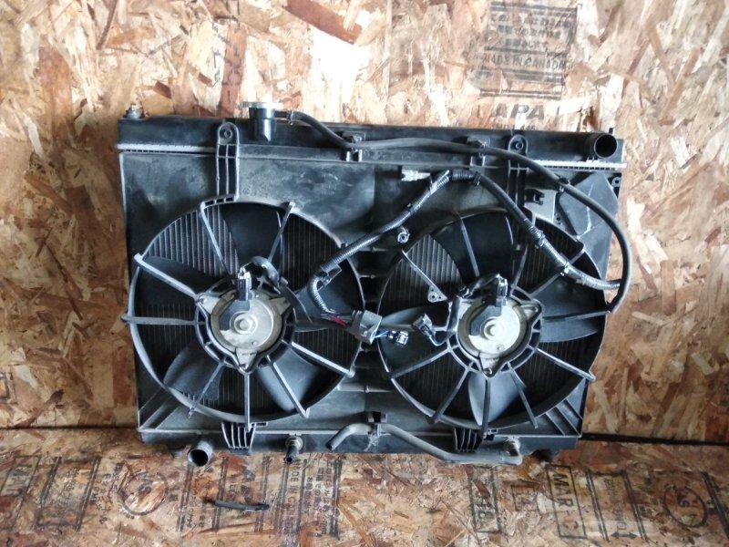 Радиатор двс Nissan Fuga PNY50 VQ35DE