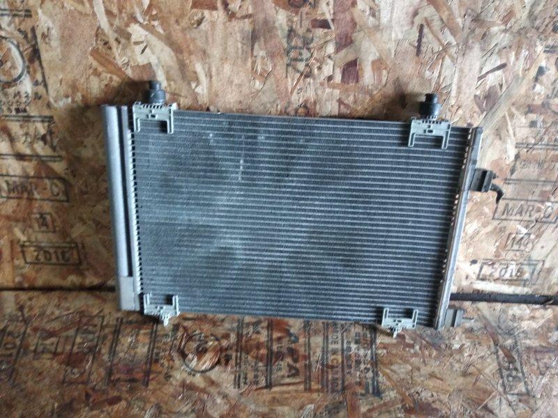 Радиатор кондиционера Citroen C4 LC TU5JP4