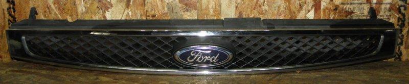 Решетка радиатора Ford Fiesta CBK FYJA передняя