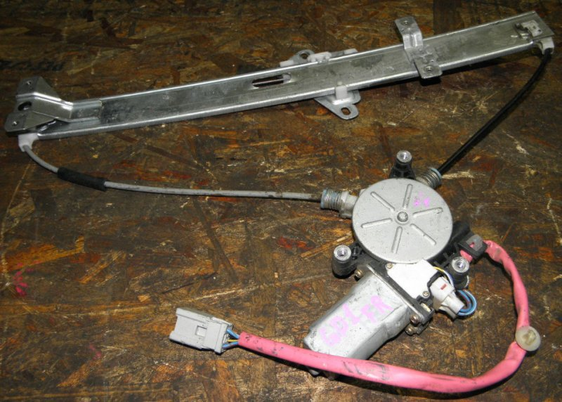 Стеклоподъемник Honda Fit GD1 L13A передний правый