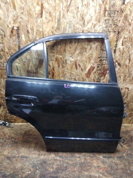 Дверь Mitsubishi Galant EC1A 4G93 задняя правая