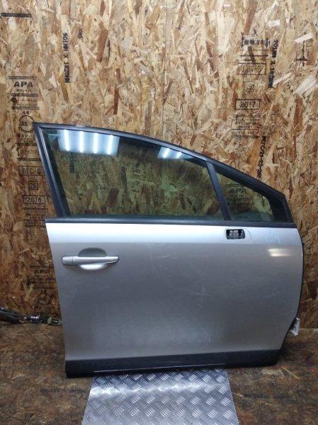 Дверь Citroen C4 LC TU5JP4 передняя правая