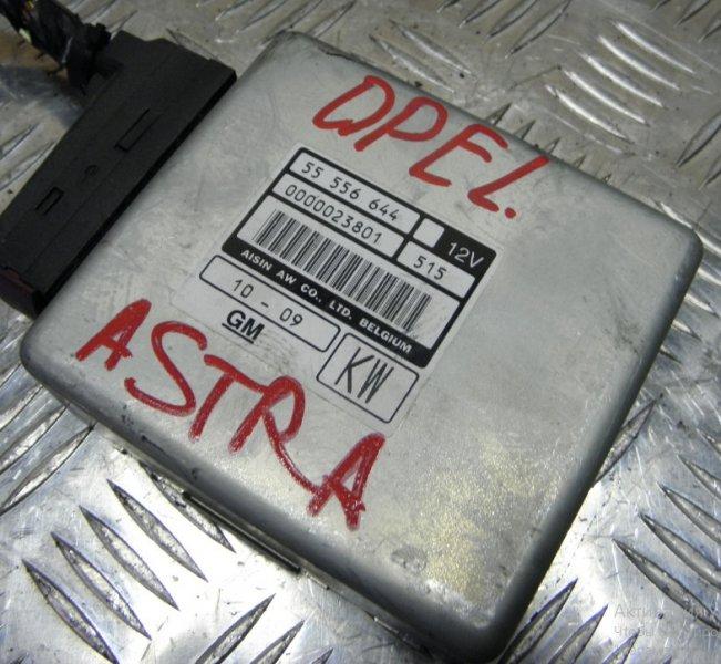 Блок переключения кпп Opel Astra ASTRA H Z18XE