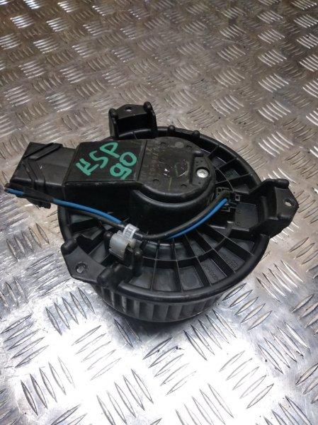 Мотор печки Toyota Vitz KSP90 1KRFE