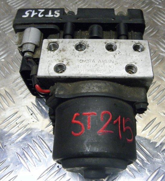 Блок abs Toyota Caldina ST215 3SFE