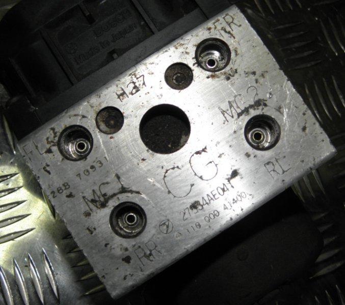 Блок abs Subaru Legacy BH5 EJ20
