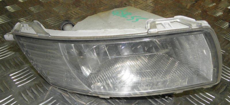 Туманка Toyota Estima GSR55 2GRFE передняя правая