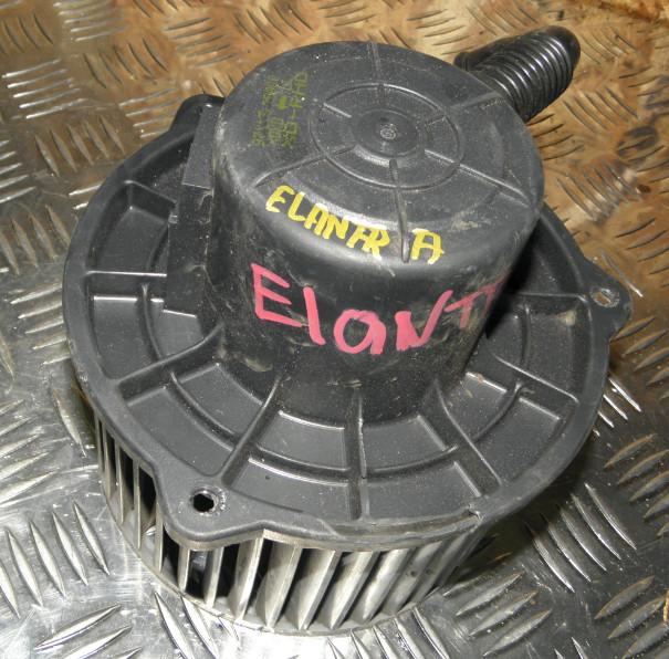 Мотор печки Hyundai Elantra XD G4GB