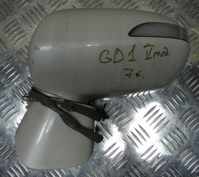 Зеркало Honda Fit GD1 L13A переднее левое