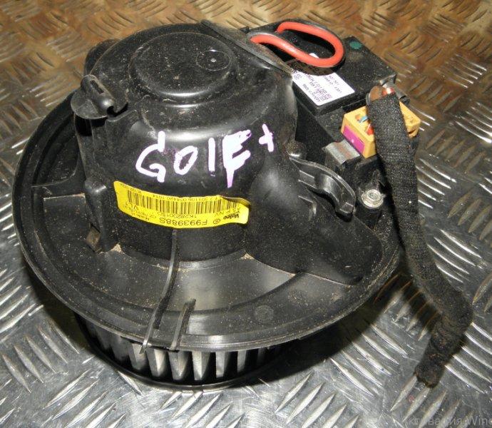 Мотор печки Volkswagen Golf Plus BVY