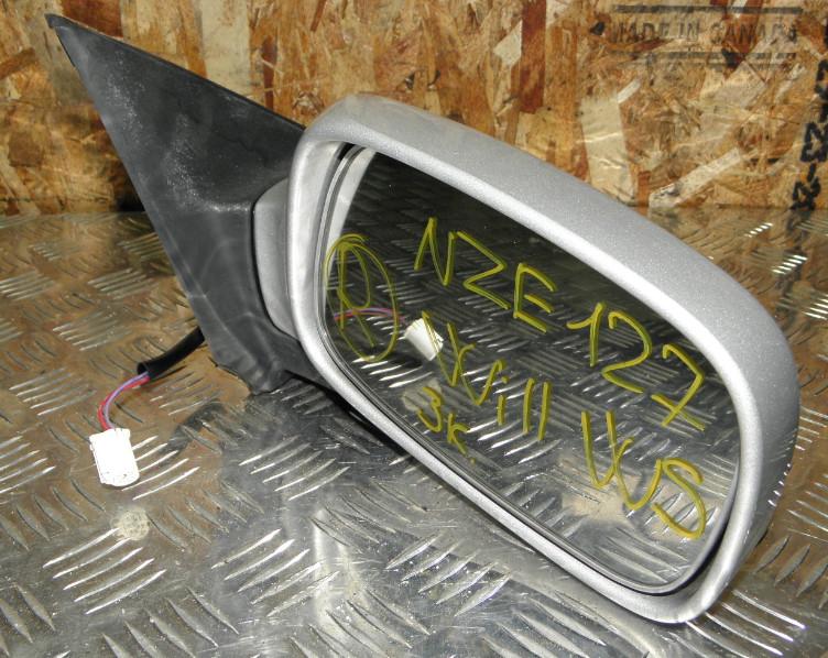 Зеркало Toyota Will Vs NZE127 1NZFE переднее правое