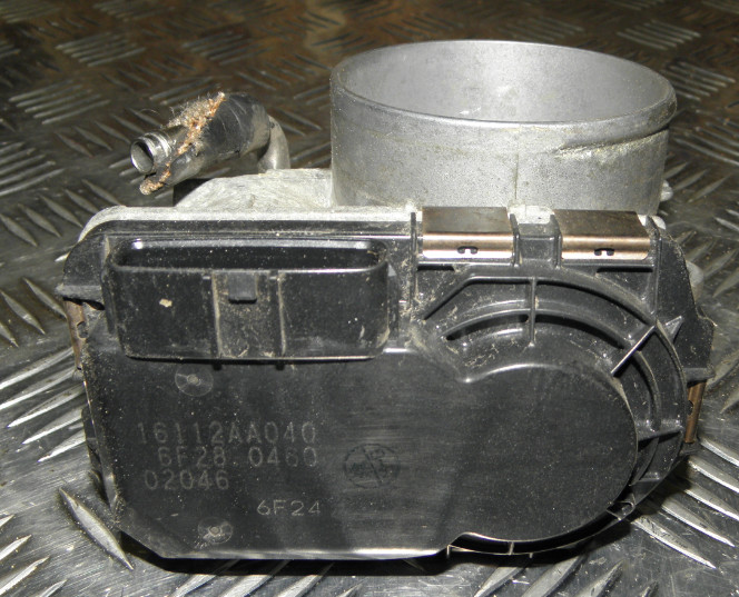 Блок дроссельной заслонки Subaru Outback BPE EZ30